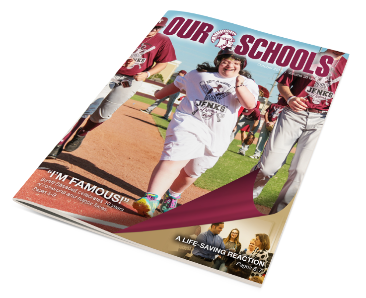 Our Schools 2016 Cover