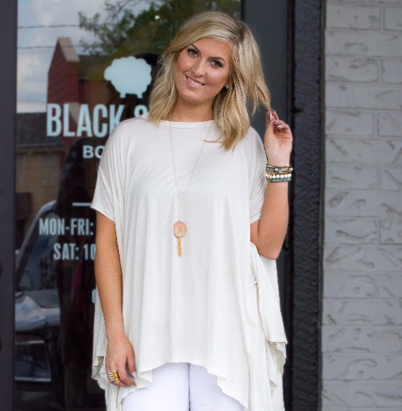 A dream became reality two years ago when Sarah Lawrence opened her own clothing store, Black Sheep Boutique.