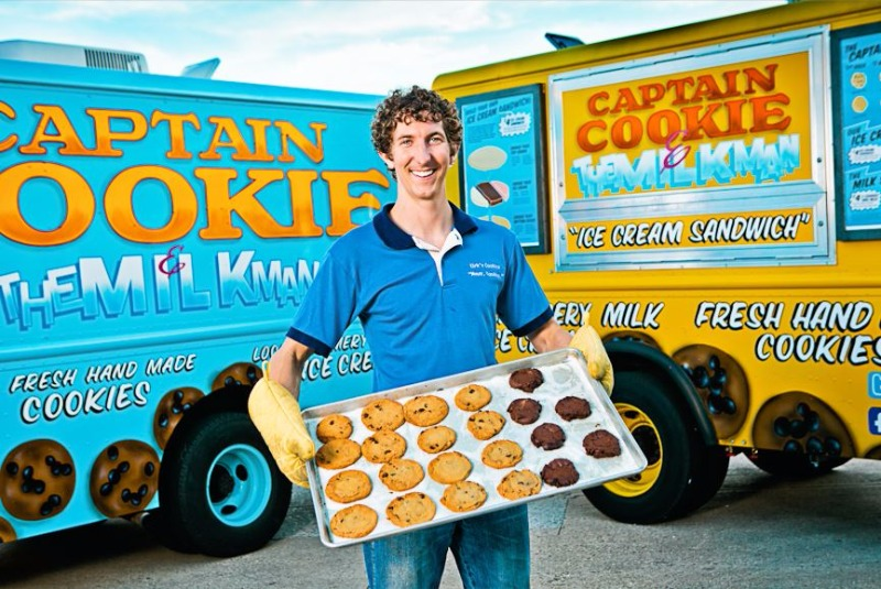 Jenks grad Kirk Francis has turned his hobby into a tasty business in the Washington D.C. metro area.
