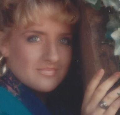Senior picture of Melissa Conner, JHS Class of 1989.