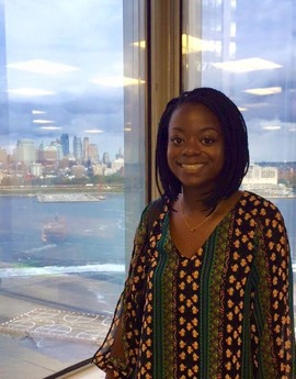Crystal Kayiza (Class of 2011) lives in New York City and works in Advocacy for the ACLU.