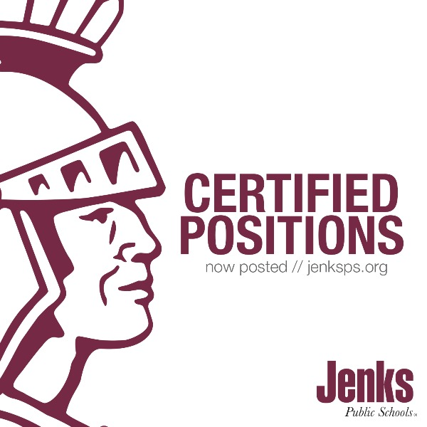 certified positions are now posted.  Apply today!