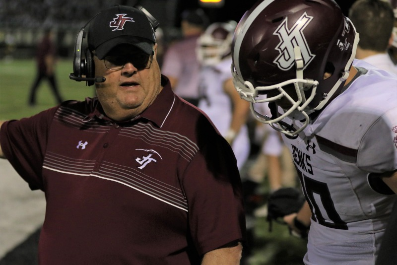 Allan Trimble passed away on December 1, 2019 at the age of 56. He coached Jenks for 22 seasons and led the Trojans to 13 state championships.